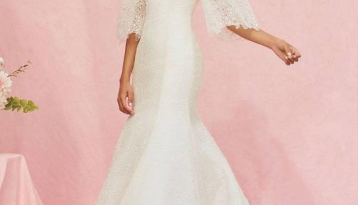 إليك أجمل فساتين الأعراس للعام 2020 من كارولينا هيريرا