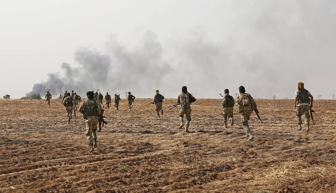 """""""عصيان وشغب"""" في مخيم الهول بسوريا: نساء من """"داعش"""" حاولن الفرار"""