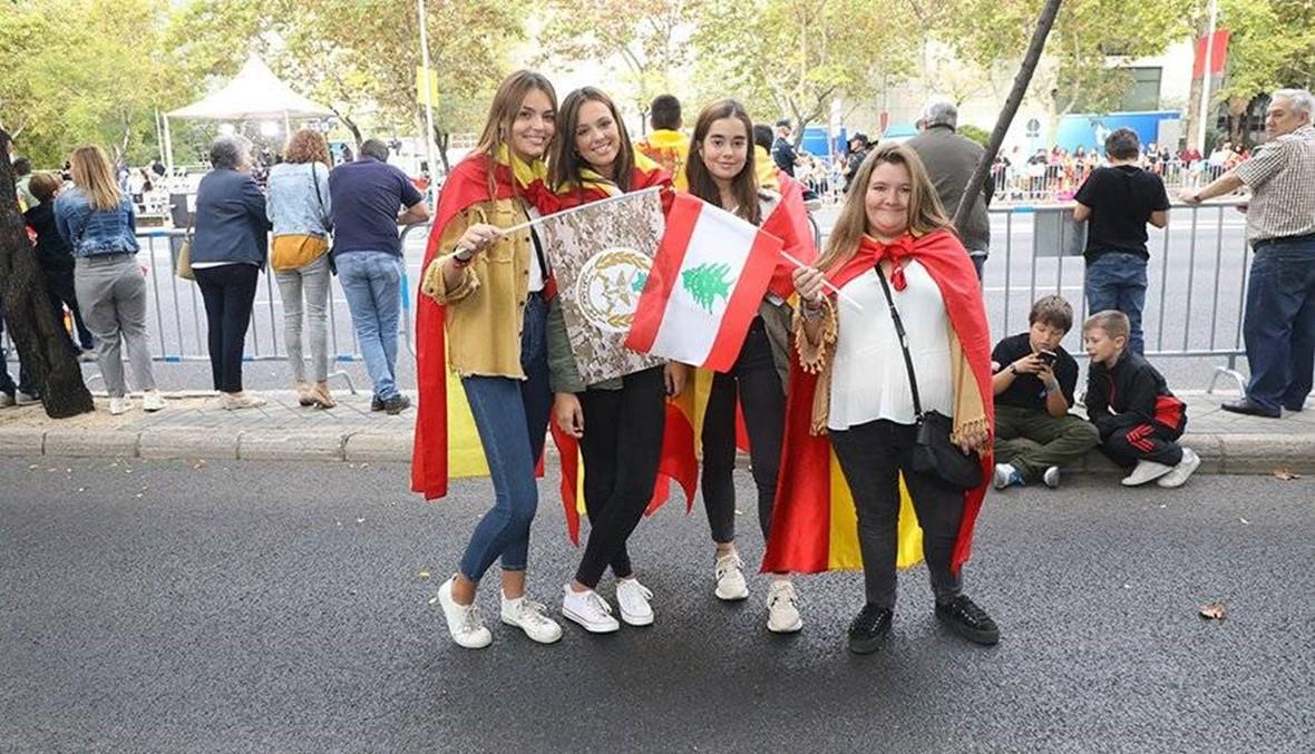 وحدة من مغاوير الجيش شاركت باحتفال العيد الوطني الأسباني في مدريد (صور)