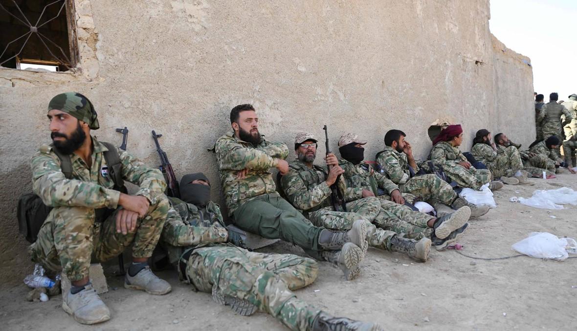 """قوات سوريا الديموقراطية تدعو واشنطن لـ""""تحمل مسؤولياتها الأخلاقية"""""""