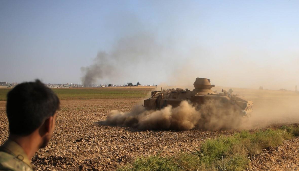 سوريا: القوّات التركيّة وحلفاؤها دخلوا تل أبيض... الوضع هادئ