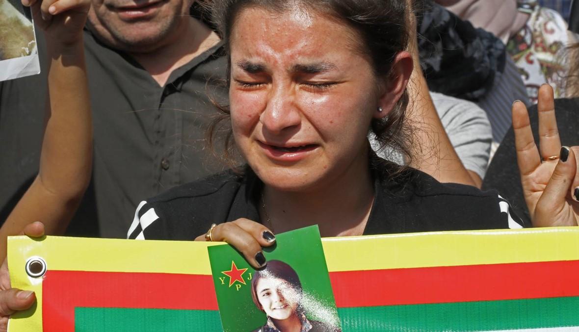 """واشنطن تبدي """"قلقها البالغ"""" بشأن تقارير عن مقتل السياسيّة الكرديّة هفرين خلف في سوريا"""