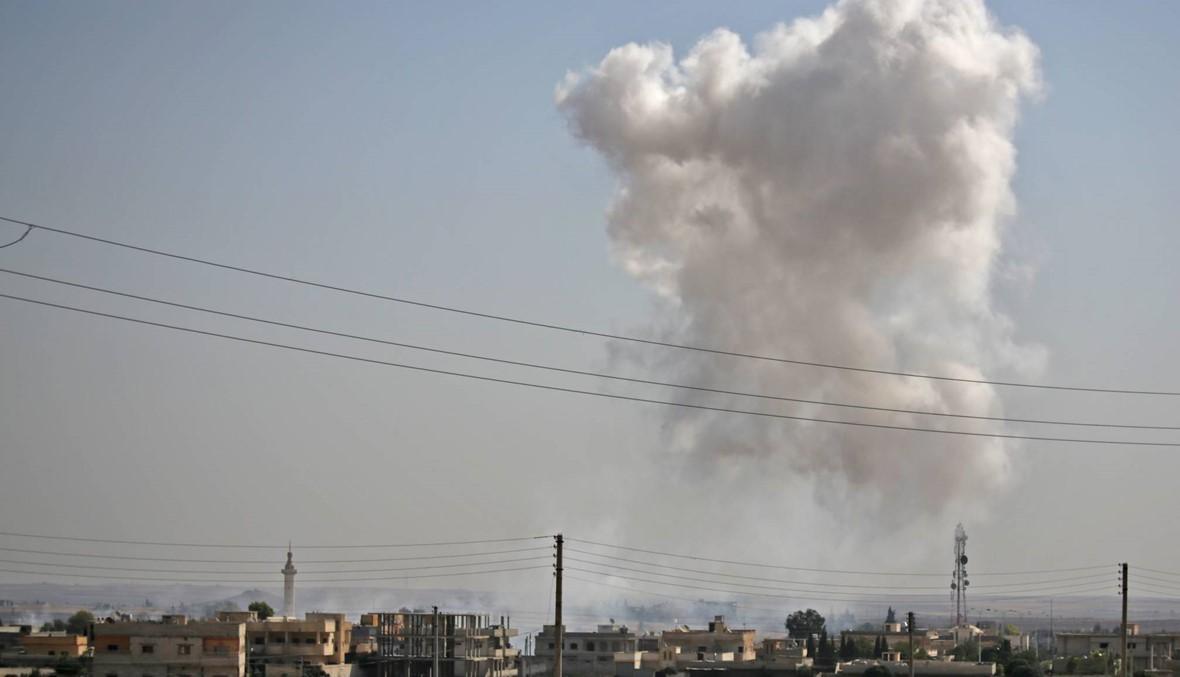 """تركيا تعلن السيطرة على """"الطريق الدولي أم4"""" في سوريا"""