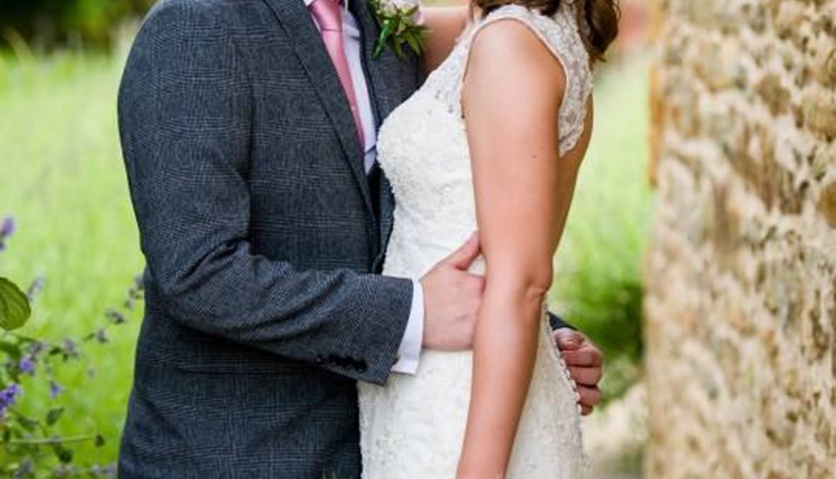 طابع ديزني الخيالي يهيمن من جديد على حفلات الزفاف