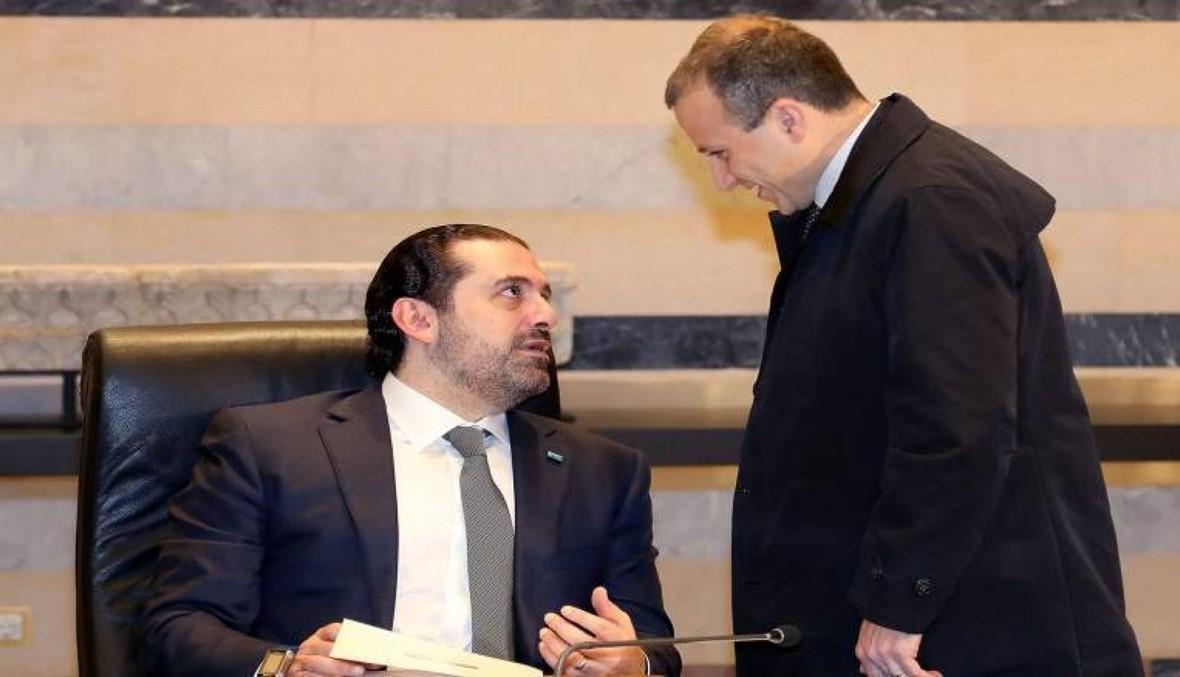 الحريري: إذا أراد باسيل زيارة سوريا فهذا شأنه، نحن لا نثق بنيّات النظام من عودة النازحين