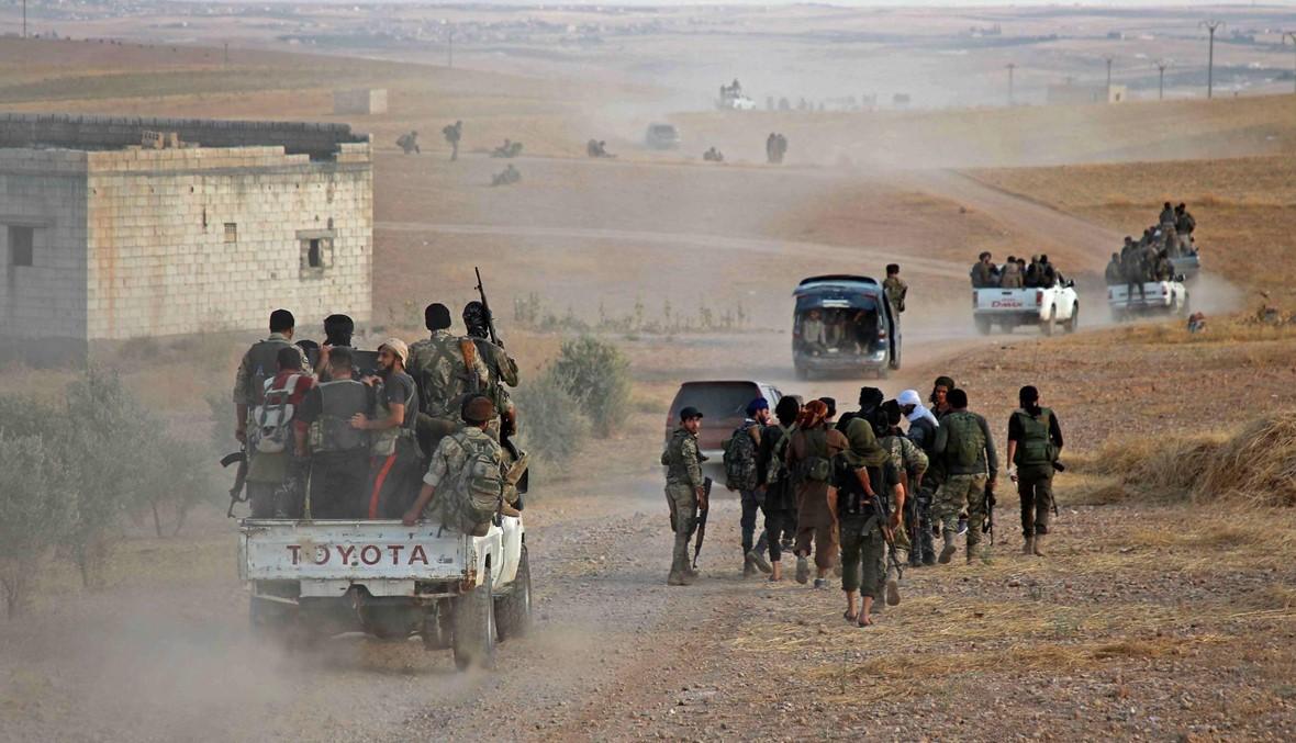 """معاون لبوتين: الهجوم التركي لا يتّفق """"تماماً"""" مع وحدة الأراضي السوريّة"""