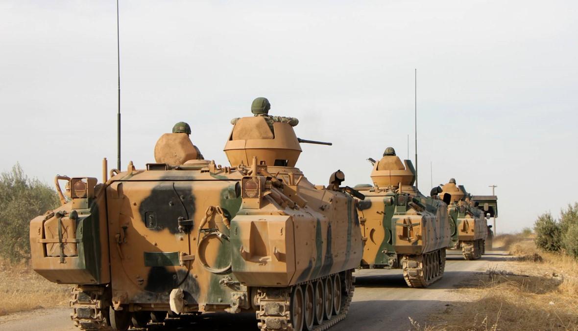 """تركيا ترفض انتقادات الاتّحاد الأوروبي لهجومها في سوريا: """"مقاربته تحمي الإرهابيّين"""""""