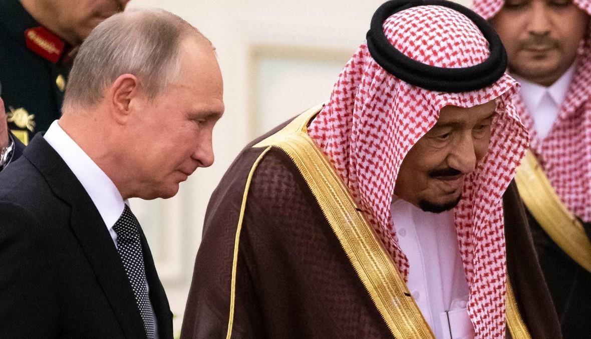 السعودية وروسيا تتوّجان تقاربهما النفطي بتوقيع اتفاقيات