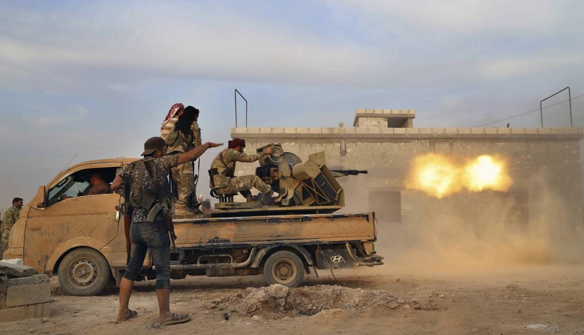 """الجيش السوري يسيطر """"بشكل كامل"""" على مدينة منبج"""