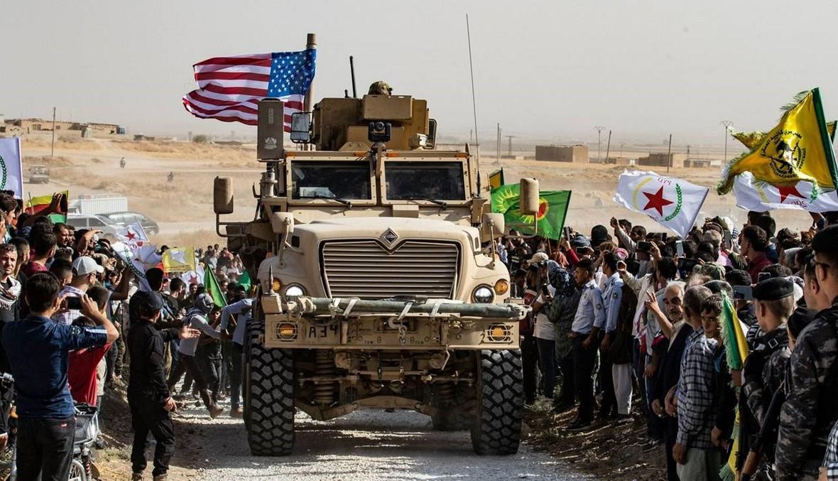 واشنطن تواصل التعاون مع الأكراد ضد داعش