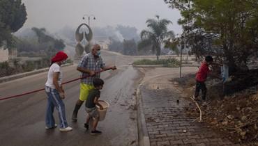 المبادرات الشعبية تخفّف من نقمة الطبيعة وتقصير الدولة:\r\nلبنانيون وفلسطينيون هبّوا للمساعدة