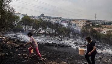 المبادرات الشعبية تخفّف نقمة الطبيعة وتقصير الدولة لبنانيون وفلسطينيون هبّوا للمساعدة