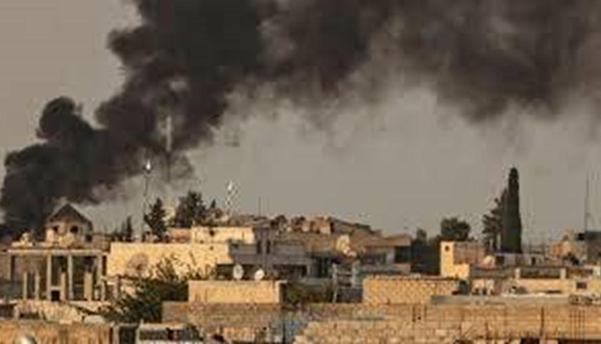 300 نازح منذ بدء الهجوم التركي على الأكراد