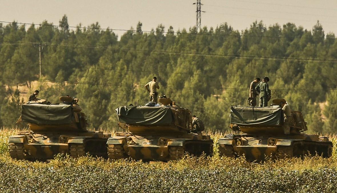 الإدارة الكردية بشمال شرق سوريا: مقتل 218 مدنياً في الهجوم التركي