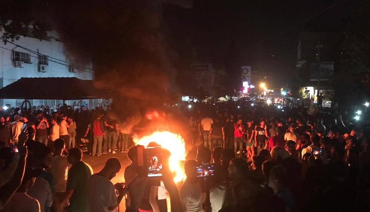 قوى الأمن: 60 إصابة في صفوفنا ومن اعتدى على الأملاك العامة سيتوقّف