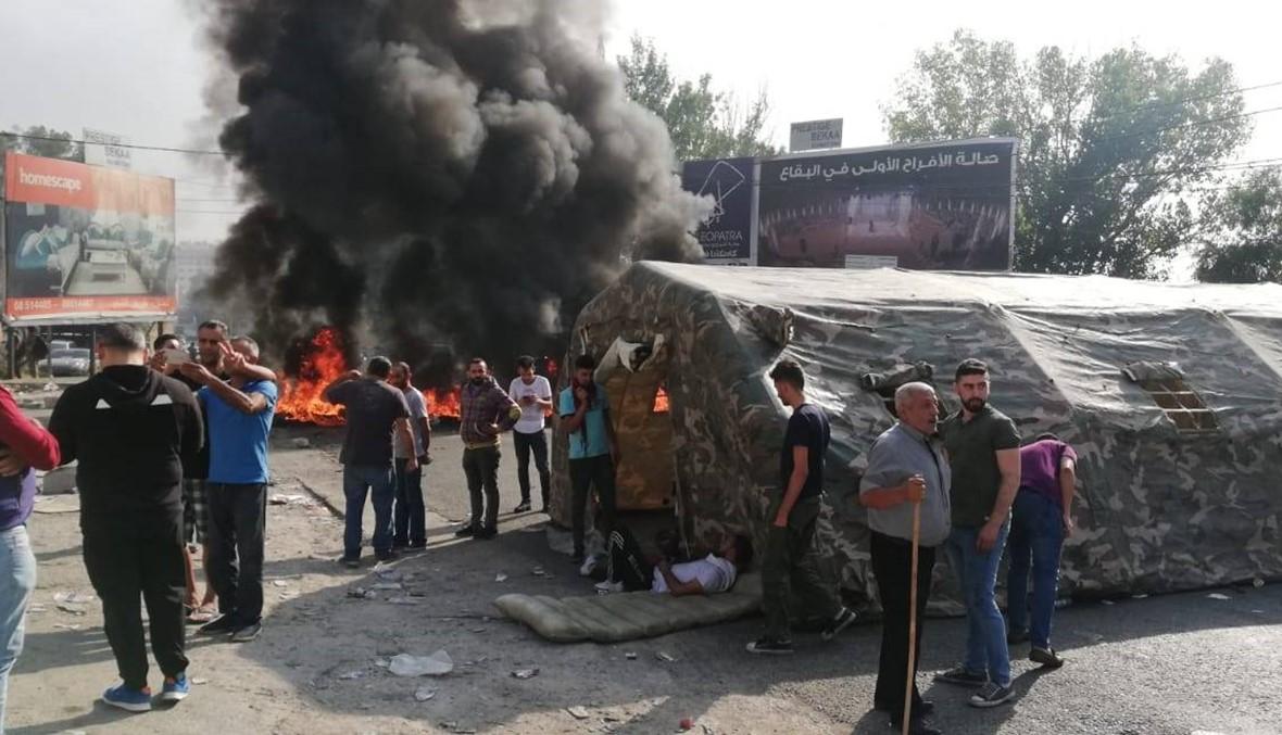 لبنان ينتفض... تصاعد الاحتجاجات في يومها الثاني (صور وفيديو)