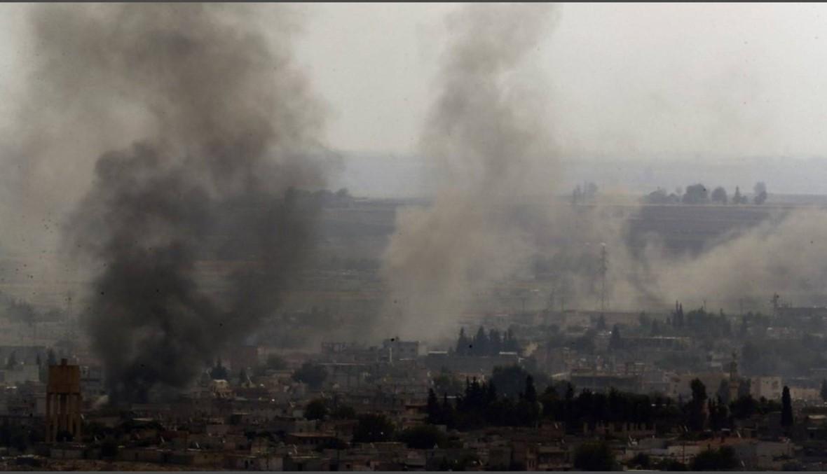 """سوريا: """"اشتباكات متقطّعة"""" في رأس العين بعد إعلان تركيا تعليق هجومها"""
