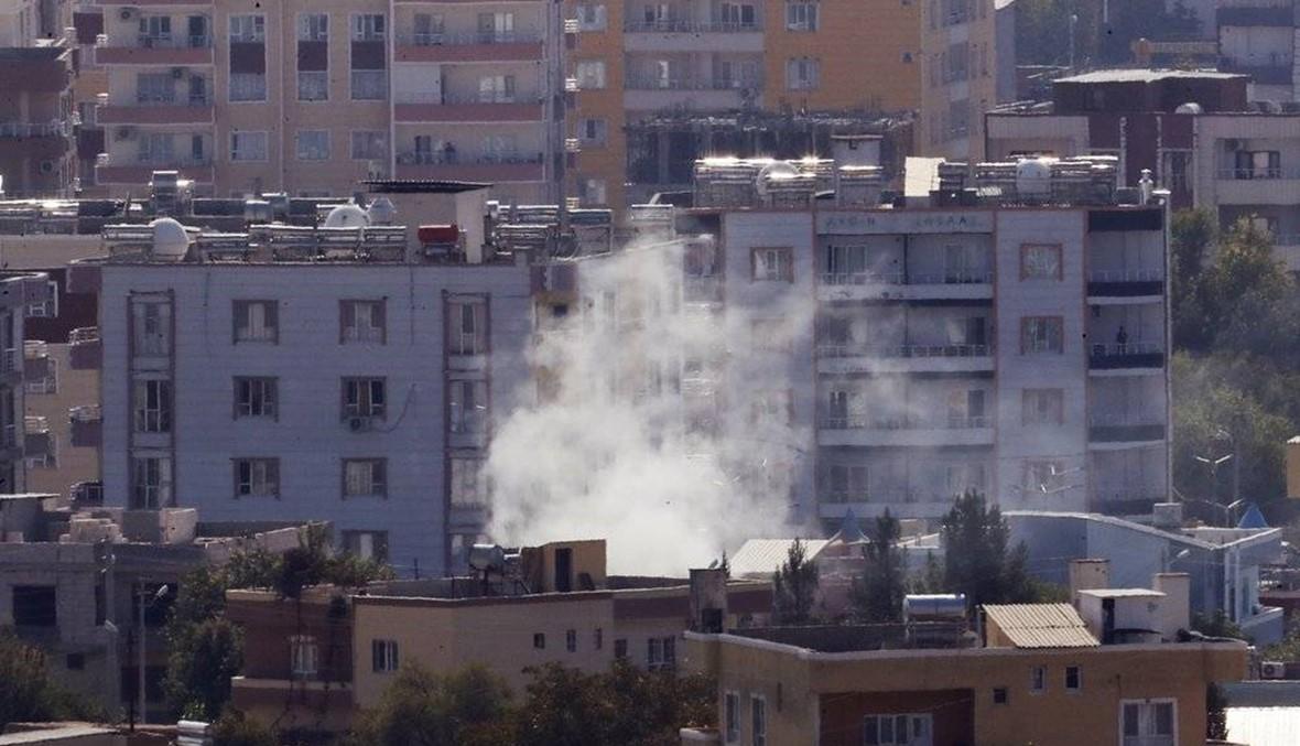 قوّات سوريا الديموقراطيّة تتّهم تركيا بخرق اتّفاق وقف إطلاق النار