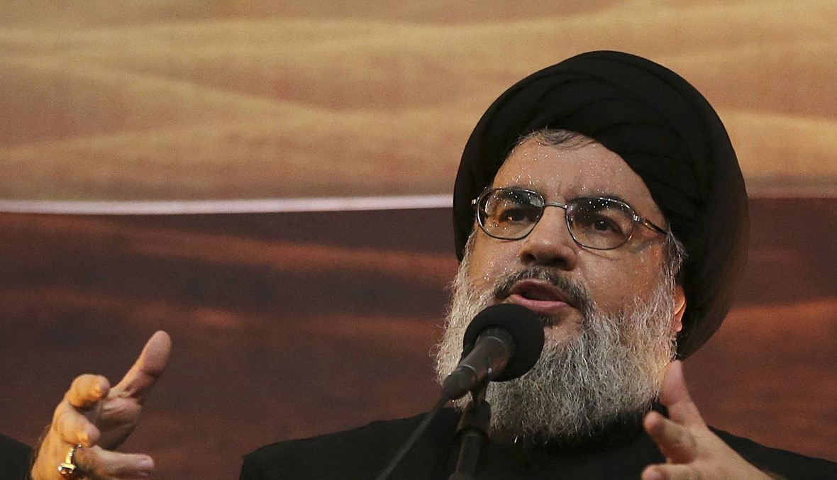 نصرالله: هناك أزمة ثقة بين الشعب والدولة ولا نؤيد استقالة الحكومة