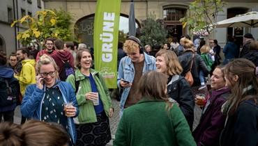 """انتخابات سويسرا: الخضر يحقّقون مكاسب تاريخيّة... """"لقد تخطّينا توقّعاتنا"""""""