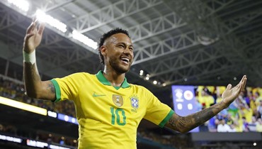 نيمار خارج حسابات البرازيل