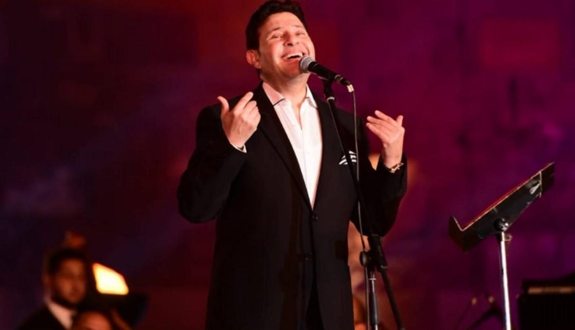 """هاني شاكر لـ""""النهار"""": مهرجان الموسيقى بيت المطربين العرب"""