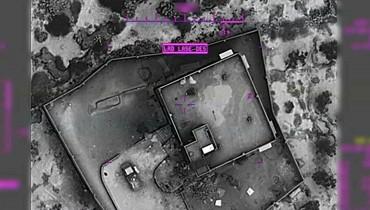 البنتاغون ينشر صوراً وفيديو للغارة الأميركية التي قتلت البغدادي