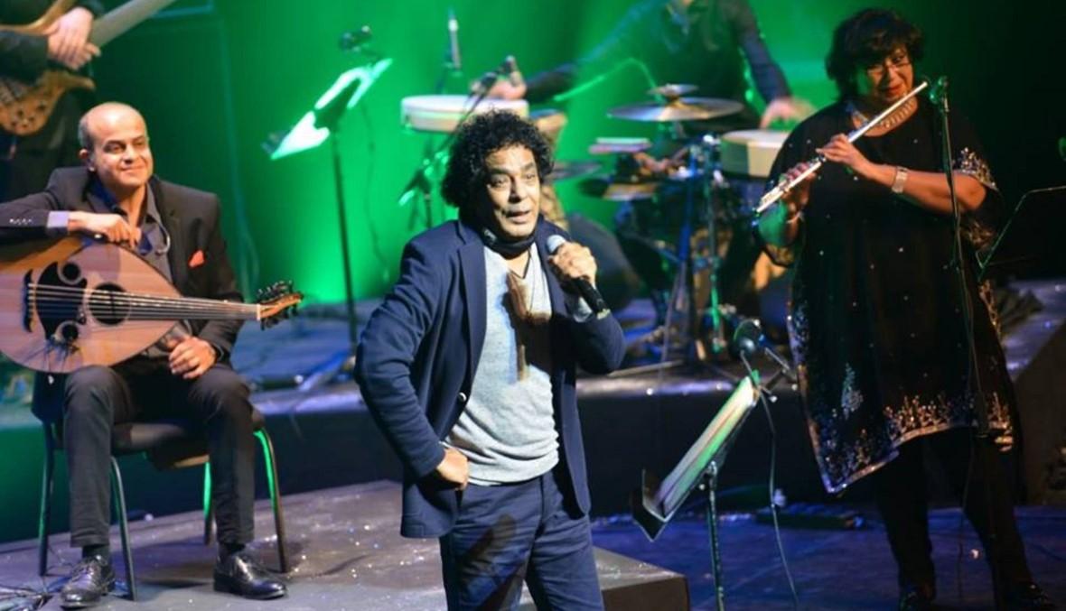 محمد منير نجم افتتاح مهرجان الموسيقى العربية الـ28