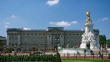 775 غرفة في قصر باكنغهام والملكة تستخدم 6 منها فقط!