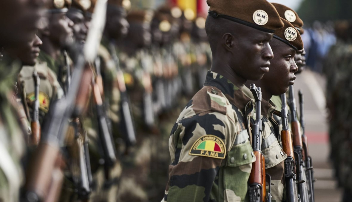 """مالي تعلن """"الحداد الوطني لثلاثة أيّام"""" بعد هجوم دموي لـ""""داعش"""" ضد الجيش"""