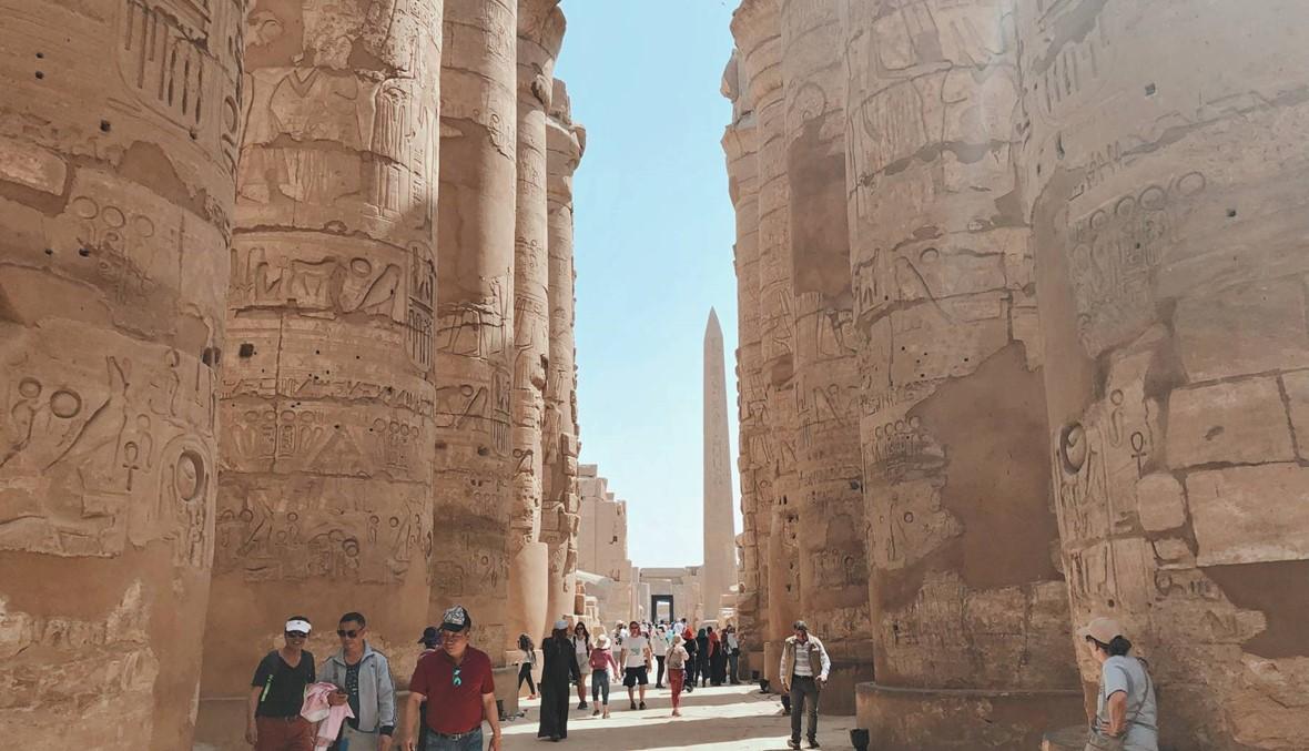 بعد الفوز بجائزة الريادة الدولية... عائدات لافتة للسياحة المصرية في 2019