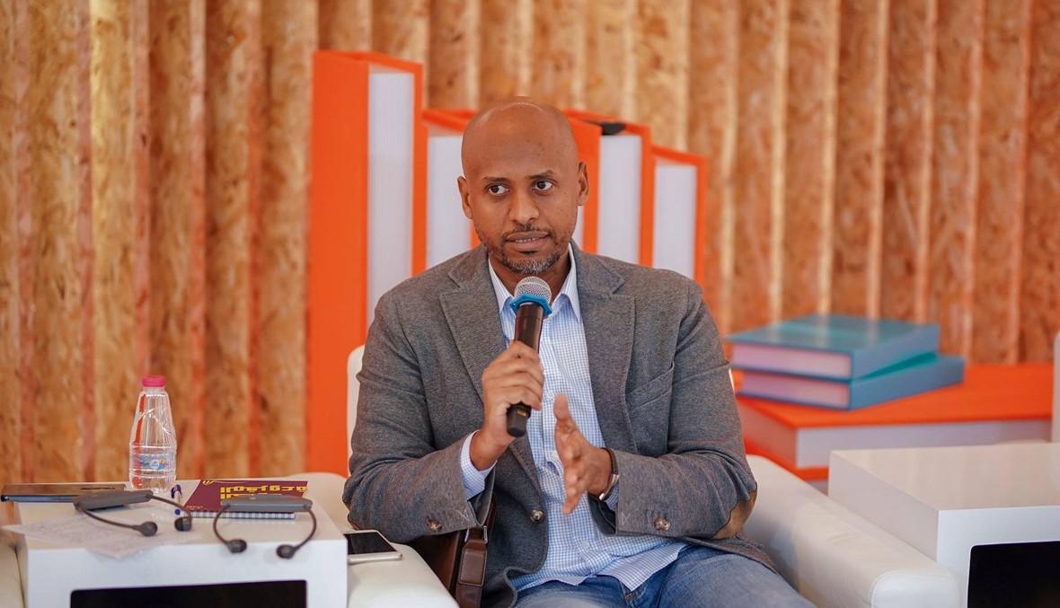 """الكاتب الإريتري حجي جابر الفائز بـ""""كتارا"""" لـ""""النهار"""": النجاة بكلفة الموت"""
