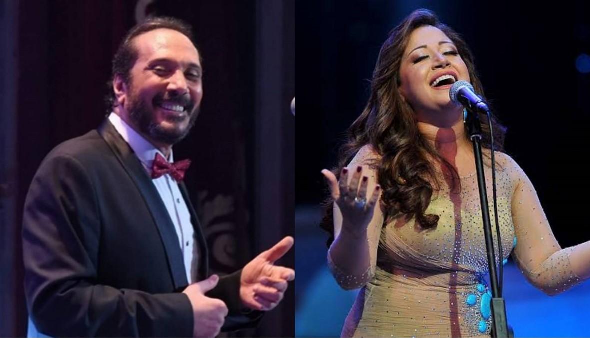 علي الحجار وريهام عبد الحكيم يتألقان في مهرجان الموسيقى (صور)