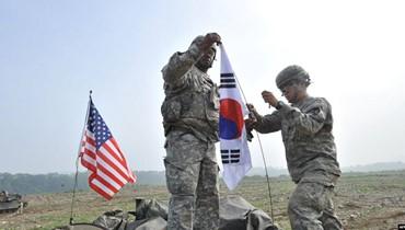 البنتاغون: مناورات عسكرية أميركية كورية جنوبية