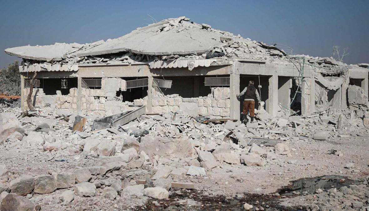 سوريا: طائرات روسيّة قصفت كفرومة في إدلب... مقتل 7 مدنيّين