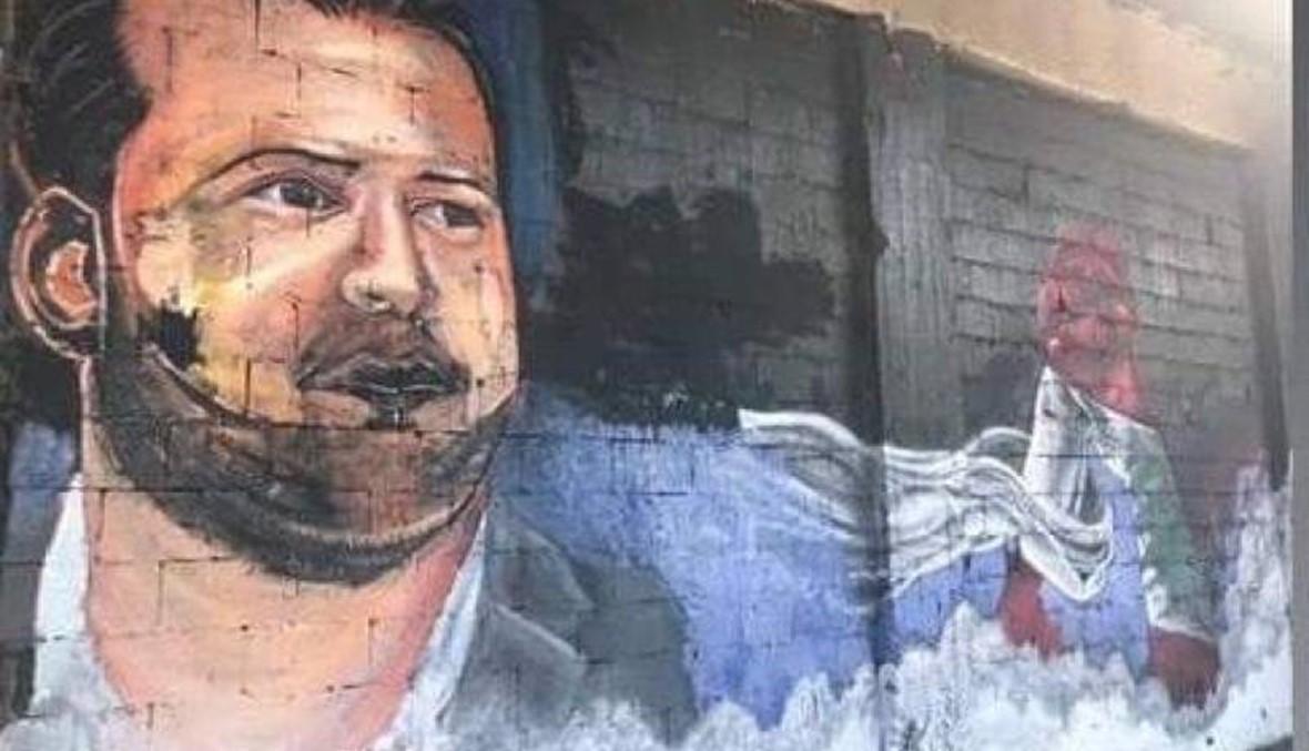 """ابن الشهيد علاء أبو فخر يصرخ """"بابا بابا""""... كيف يتخطى استشهاد والده أمام عينيه؟"""