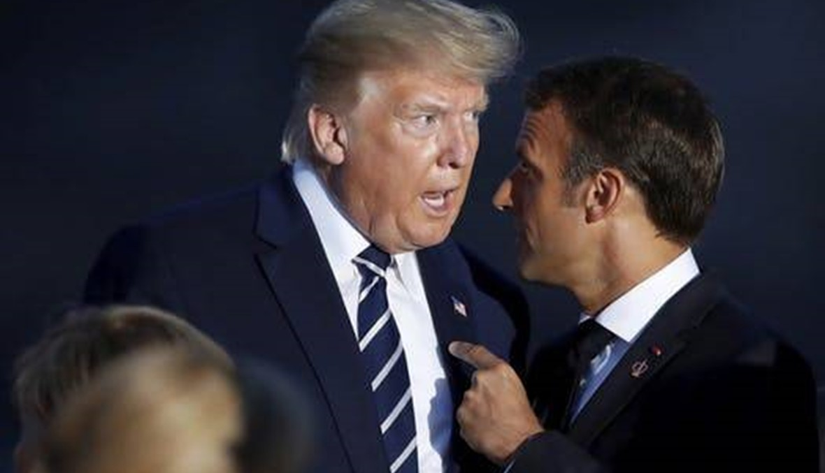 """ماكرون ينتقد """"الناتو"""" والنظام الدولي... هل ترامب أصل المشكلة؟"""