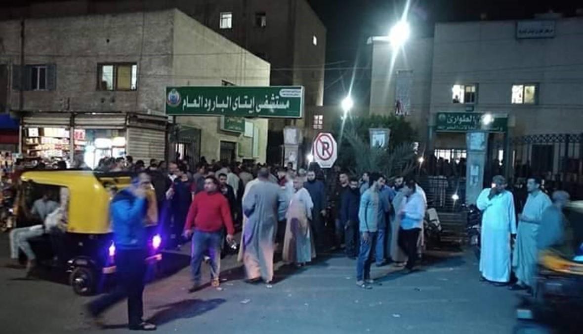 بعد محاولة سرقة... 7 قتلى و17 مصاباً بانفجار خط بترول في مصر (فيديو وصور)