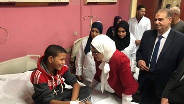 ثورة غضب في مصر بعد تسمم 150 تلميذاً بسبب وجبات مدرسية