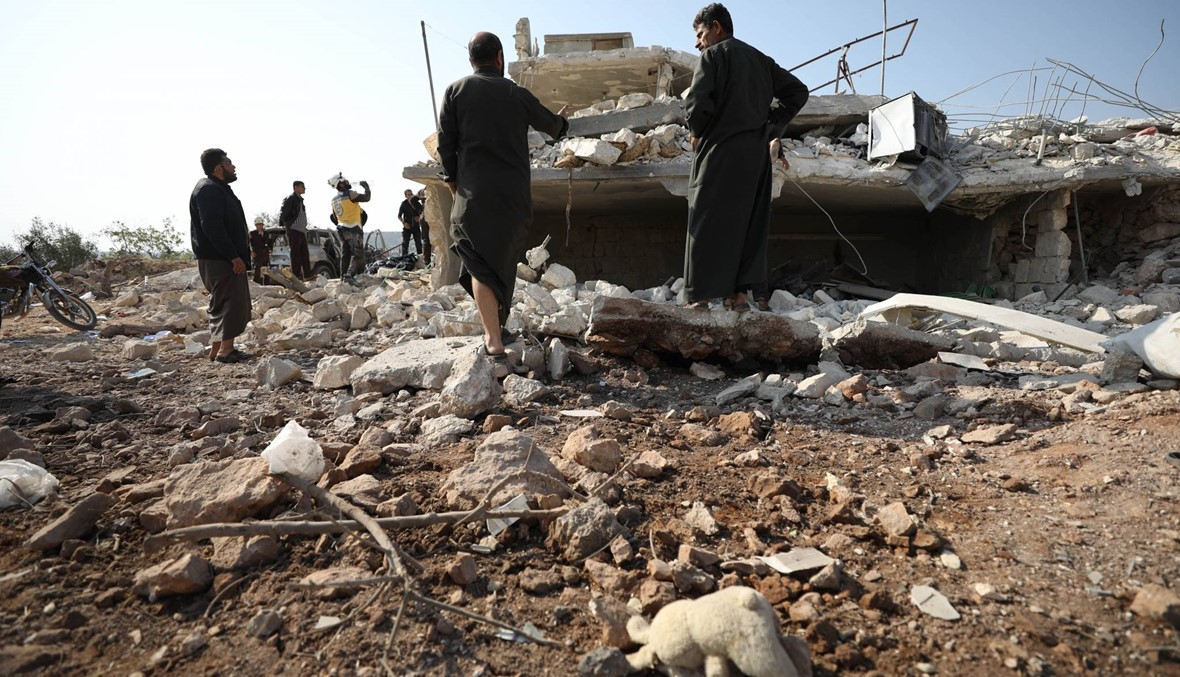 سوريا: غارات روسيّة على مناطق في إدلب... مقتل 9 مدنيّين