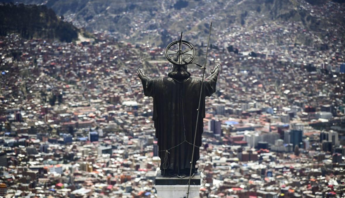 """المفوضة الأمميّة لحقوق الإنسان تحذّر من """"فلتان الوضع"""" في بوليفيا"""