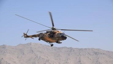 """مقتل عنصرين من الجيش الأميركي بتحطم مروحية في أفغانستان: """"الحادث يبدو عرضياً"""""""