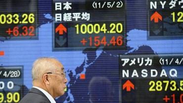 أسهم اليابان تهبط وقطاع التكنولوجيا يقود الخسائر