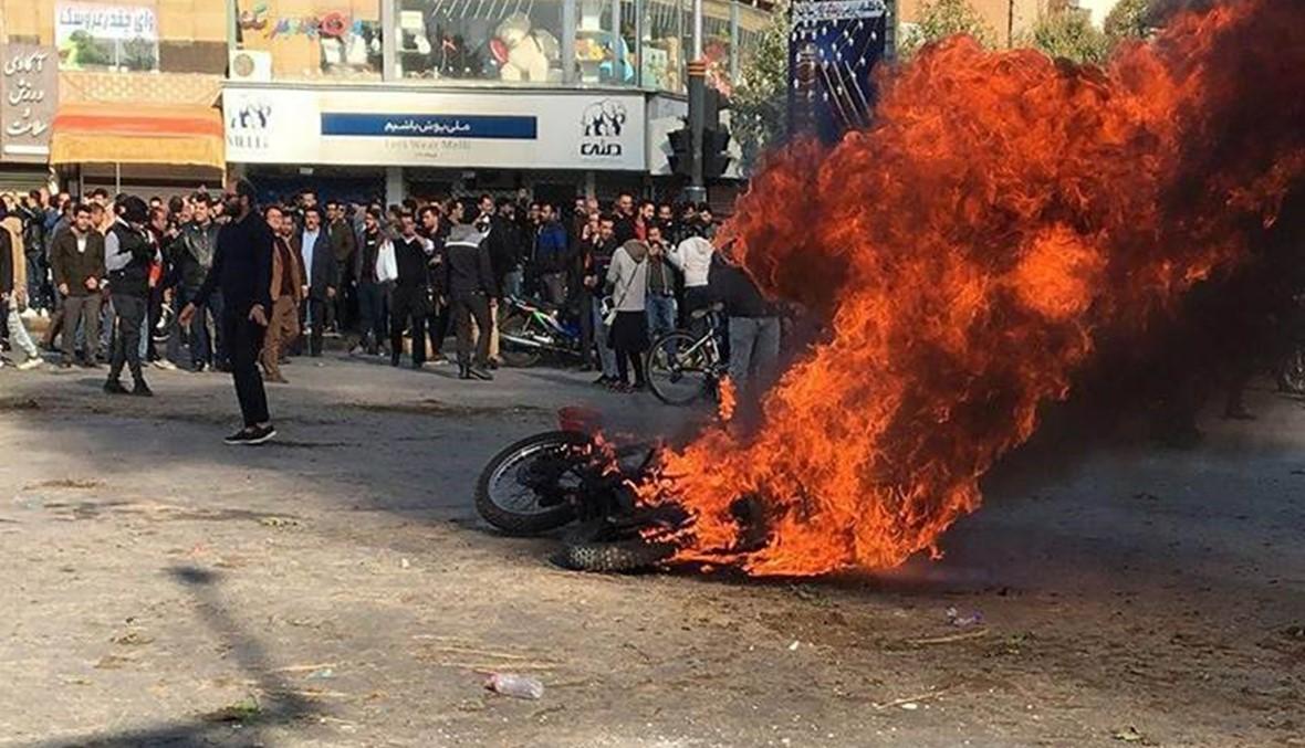 هل يتبارز الإصلاحيون والمحافظون بسيف التظاهرات الإيرانية؟