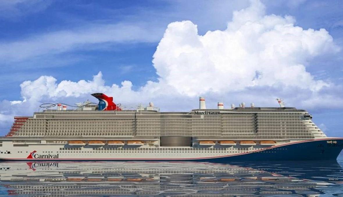 ملعب غولف وسلة وأفعوانية وملاهٍ... مزايا رائعة في سفينة سياحية جديدة (صور)