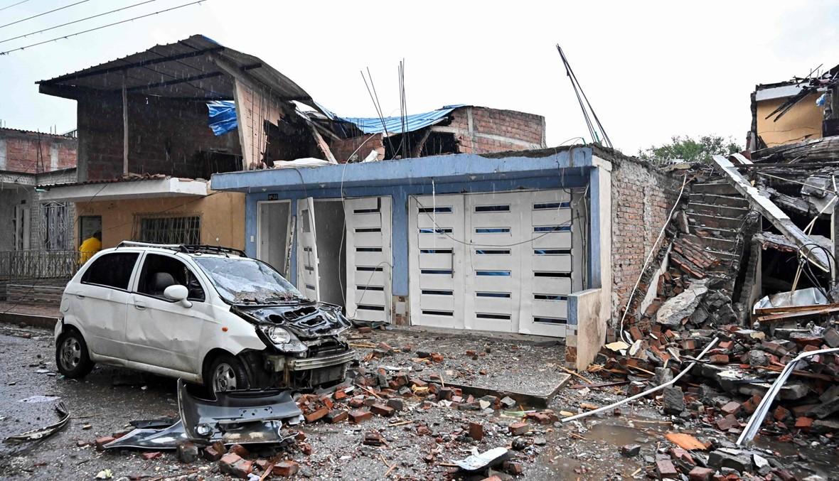 ثلاثة قتلى في هجوم على مركز للشرطة في كولومبيا