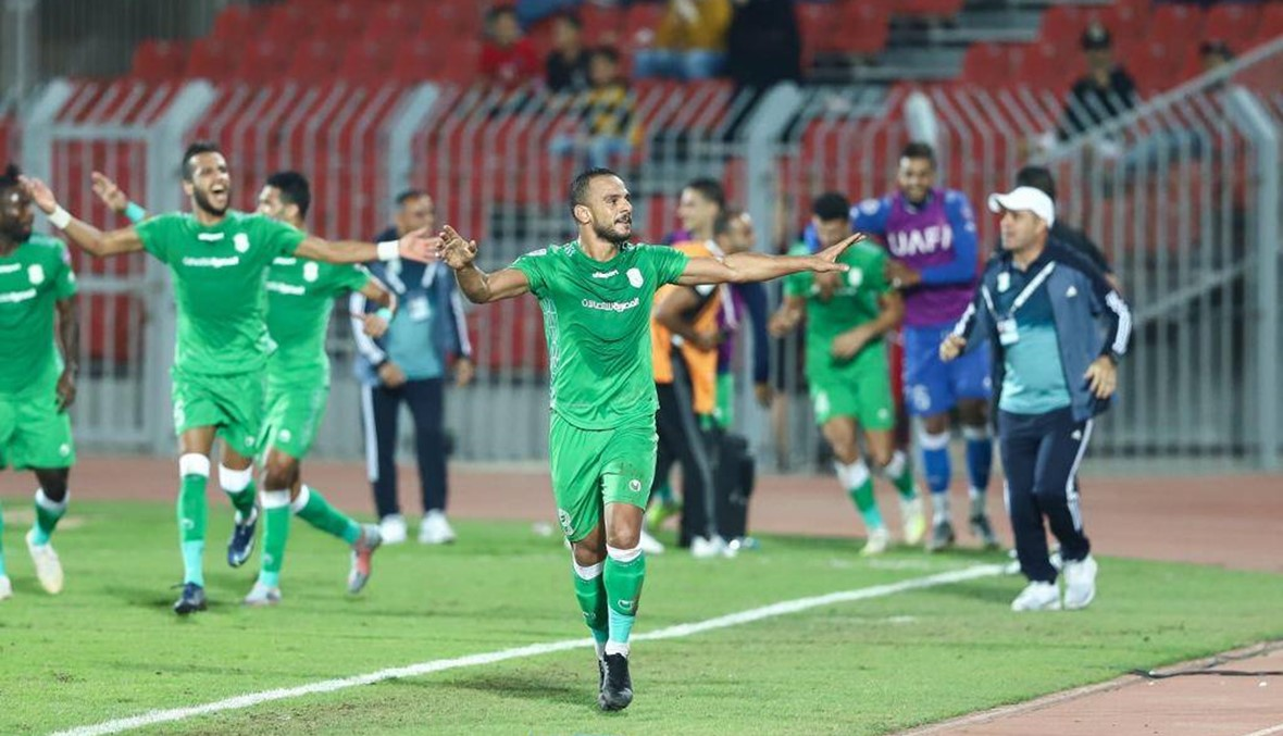 الاتحاد السكندري إلى ربع نهائي البطولة العربية