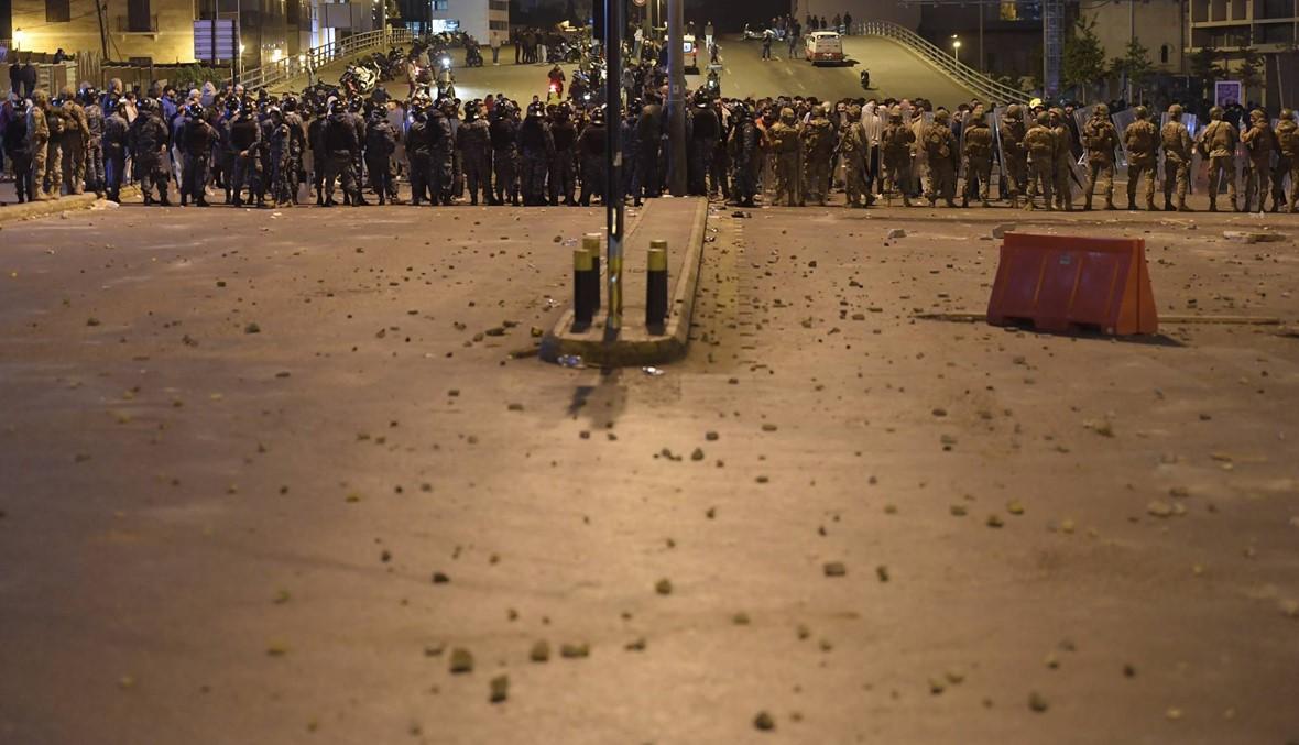 """ليلة فشل القبض على الثورة في جسر """"الرينغ"""""""