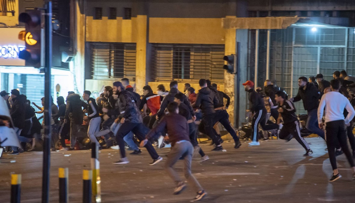 """ليلة فشل القبض على الثورة على جسر """"الرينغ"""""""