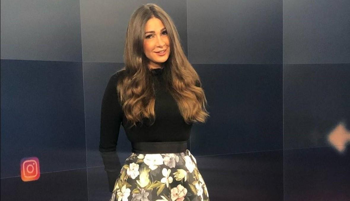 """استقالة ديما صادق من """"أل بي سي آي"""""""
